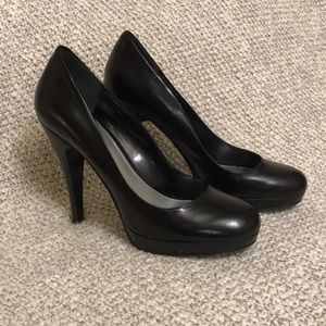 Nine West Staylive Black Pumps